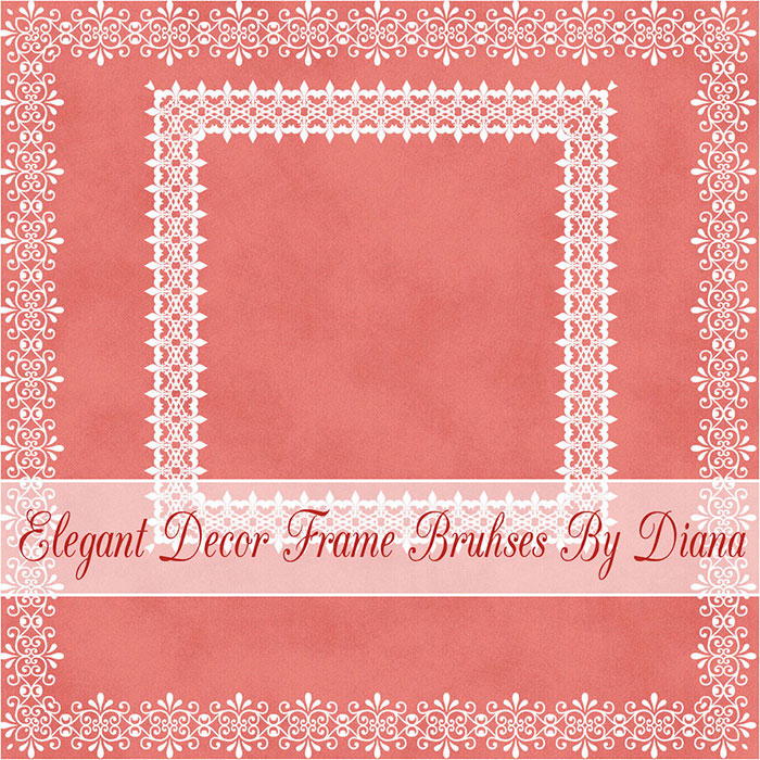 Elegant Decor Frame Brushes - deviantART